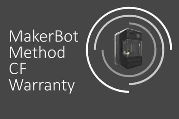 Makerbot Method Cf Warranty